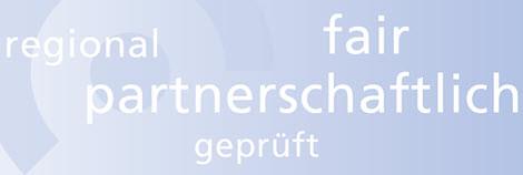 Regional Partnerschaftlich Fair Geprüft