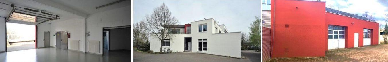 Neue Niederlassung Standort Stuttgart-Ditzingen - Tronex GmbH