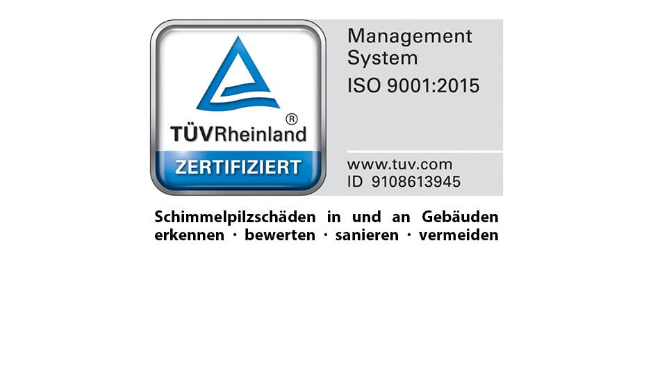 Rezertifizierung nach DIN ISO 9001:2015. Qualitätsmanagement bei Tronex auf höchstem Niveau.