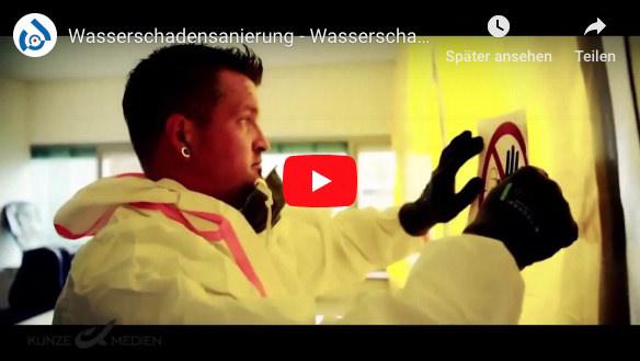 Wasserschadensanierung Video-Thumbnail