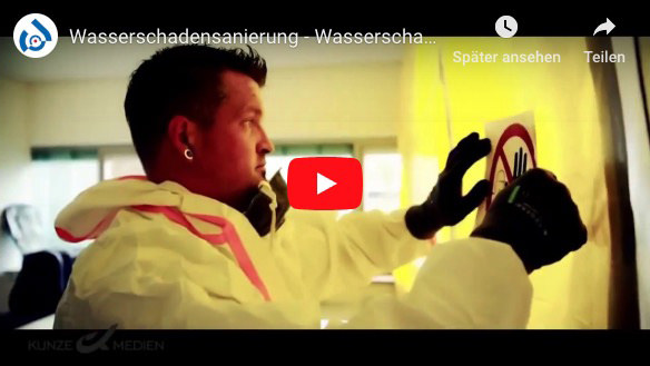 Wasserschadensanierung Augsburg - Tronex GmbH