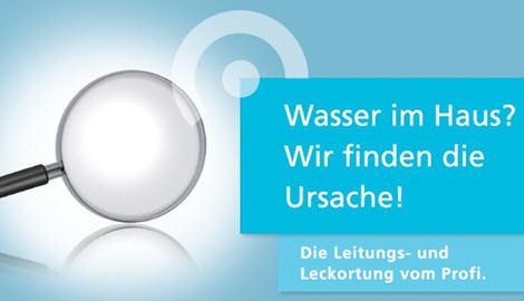 Leckortungsfirma Augsburg - Tronex GmbH