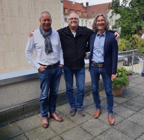 Neuer Vorstand Netzwerk Schimmel e.V. 2019