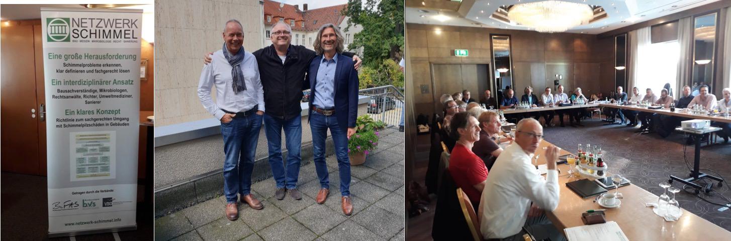 Vorstandswahl Netzwerk Schimmel e.V. 2019
