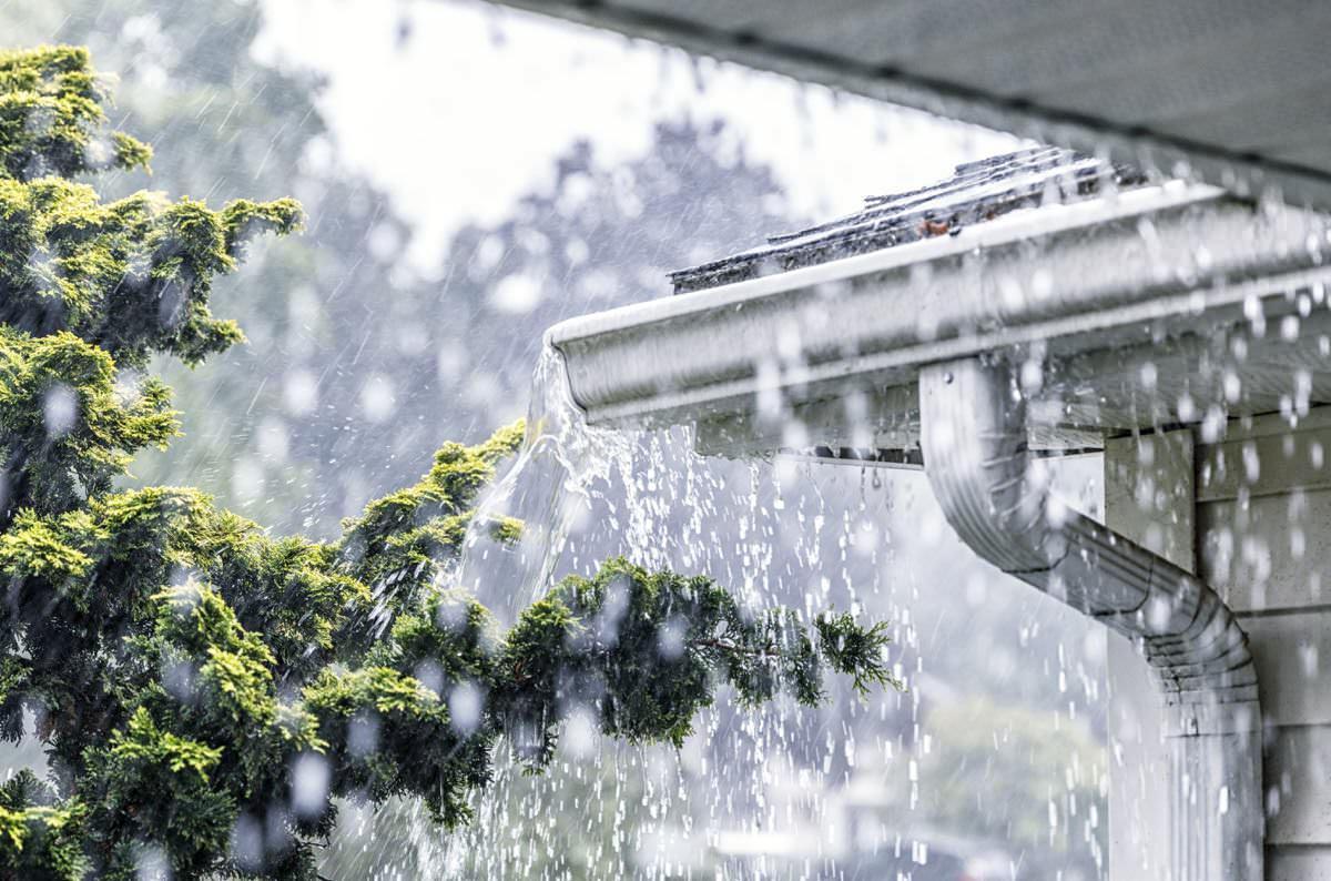 Schnelle Hilfe nach Starkregen