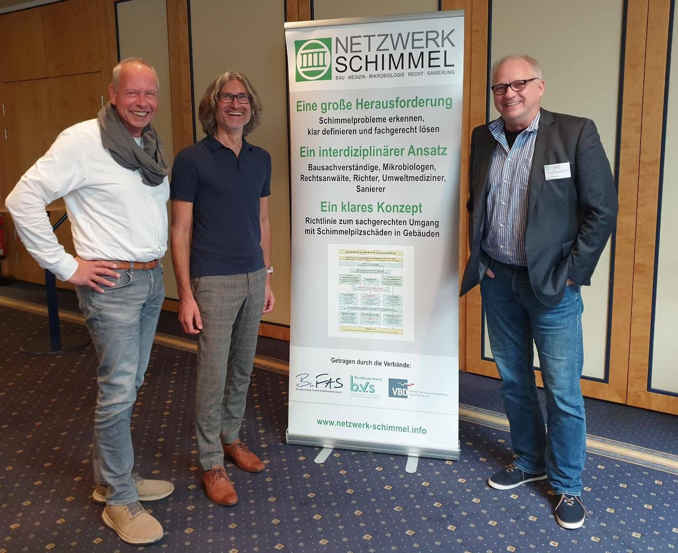 Rückblick auf die 8. Impulsveranstaltung des Netzwerk Schimmel e.V. vom 24. September 2021 in Göttingen